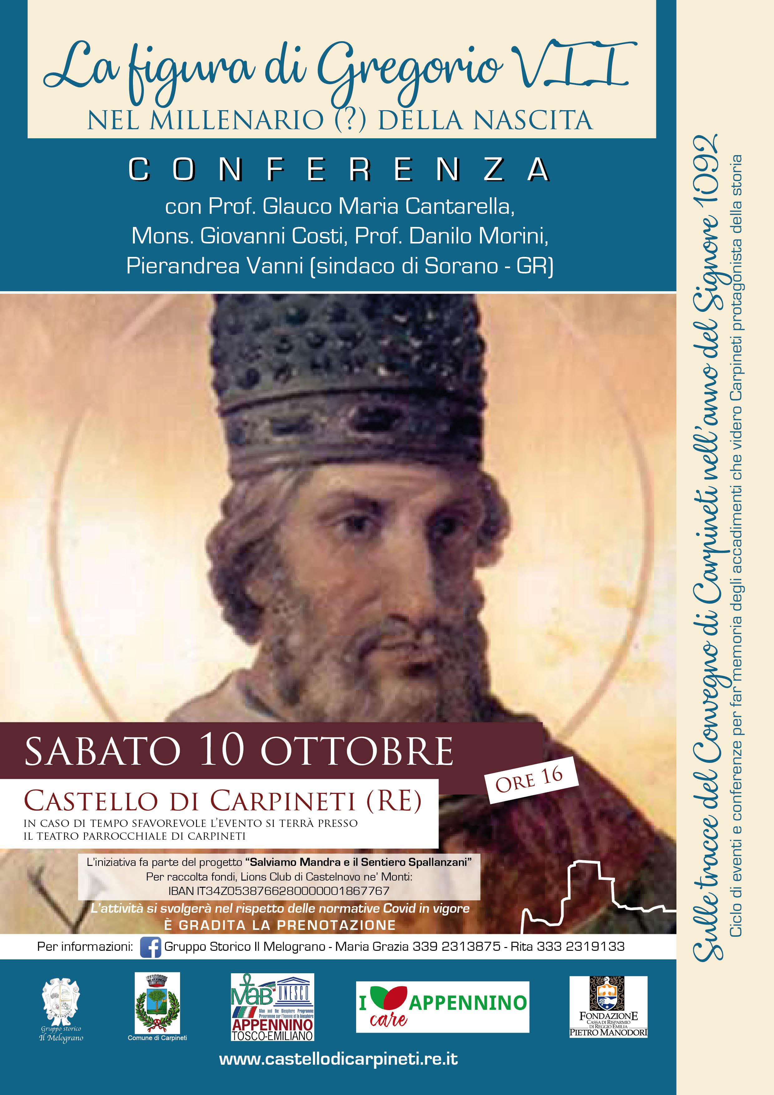 conferenza gregorio